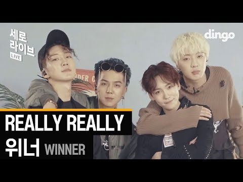 [SERO live] WINNER - REALLY REALLY
