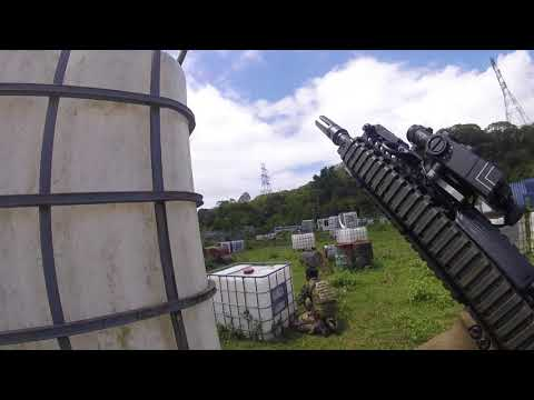 Xxx Mp4 My Marui M4 MWS GBB Nozzle Value Was Down At CQB Airsoft Gulf Combat Area Gameplay 3gp Sex