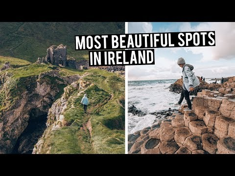 Most Beautiful Places in Ireland Giant s Causeway & Dark Hedges