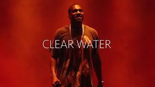 FREE Kayne West Type Beat / Clear Water (Prod. by VibeLoudBeats)