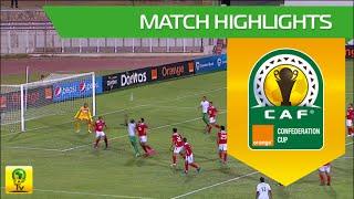 Étoile du Sahel vs Ahly Tripoli | Orange CAF Confederations Cup 2016