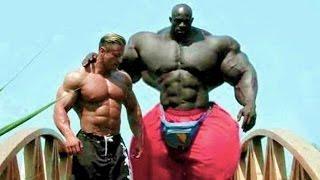 5 Bodybuilders que Levaram seu Corpo ao Extremo