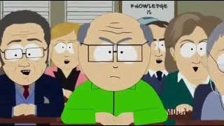 South Park (Season 19 Episode 2) Where My Country Gone