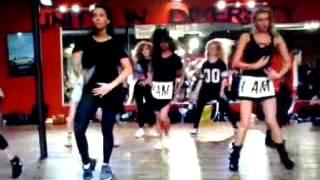 Madonna bitch im Madonna coreografía