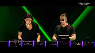 Brennan Heart - The World of Hardstyle (Playing For Dimitri Vegas & Like Mike Bringing The Madness)