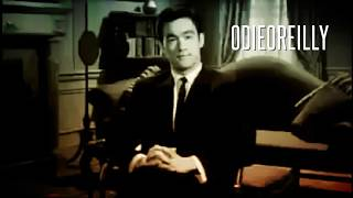 BRUCE LEE INTERVIEW  1964 2017