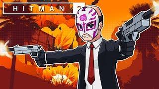 Hitman 2 | Miami | Brutal Kills and Funny Moments (Ep.1)