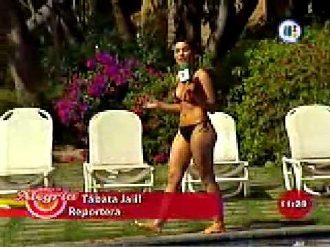 Tabata Jalil en Bikini twitter tabatajalilreal