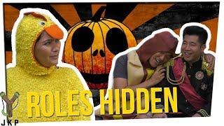 Halloween Mafia | New Role: Lawyer! | Roles Hidden Ft. Gina Darling