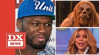 50 Cent Mercilessly Clowns Wendy Williams With Before & After Makeup Photos