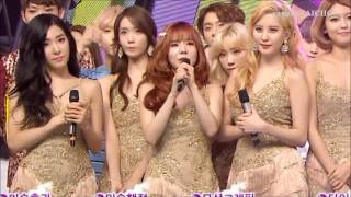 SNSD 150829 「Show! Music Core」 Ending Sunny Cut Edited Ver.