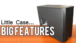 Fractal Design Core 1500 MicroATX Case Review