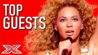 TOP GUEST Performances on X Factor | Featuring Beyonce, Little Mix and MORE! | X Factor Global
