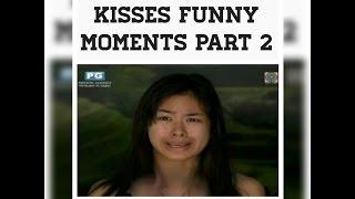 PBB Kisses Funny Moments Part 2