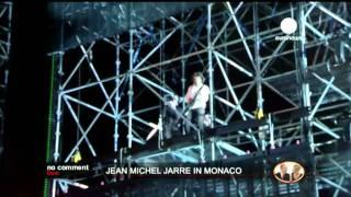 Jean-Michel Jarre - Live in Monaco (The whole concert)