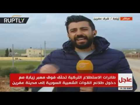 Xxx Mp4 Turkish Shelling Narrowly Misses Reporter In Afrin 3gp Sex