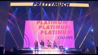 PRETTYMUCH - VidCon 2018 Full Performance
