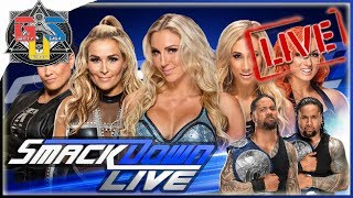 WWE SMACKDOWN LIVE June 27th 2017 LIVE Stream Hangout Full Show, Live Reactions, Review Match Card!