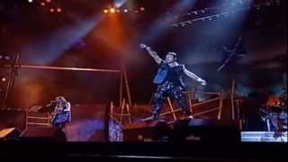 Iron Maiden - The Clansman - Rock In Rio HD