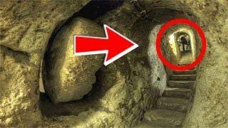 مواطن تركي حفر تحت بيته... لكن ما وجده ستفاجئكم جدا!!