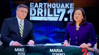 7 .1 Alaska Earthquake Sunday