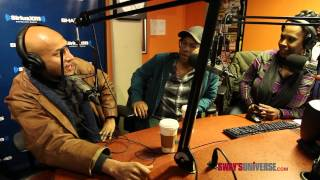 Comedians Key & Peele Speak on their Chris Brown and Rihanna skit on #SwayInTheMorning