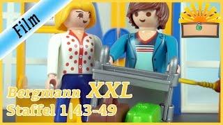ENDLICH URLAUB! FAMILIE Bergmann XXL Folge 7 STAFFEL 1 | 43-49 Playmobil Film deutsch