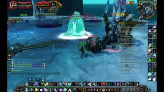 How we completed Glory of the Ice Crown Raider