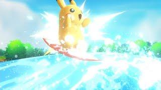 UK: Personalize Your Adventure in Pokémon: Let's Go, Pikachu! or Pokémon: Let's Go, Eevee!