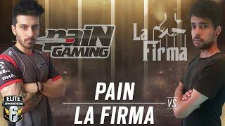[BR] PAIN VS LA FIRMA - #EliteSix - QUARTAS