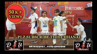 Dil Kare Chu Che    Singh Is Bliing   Akshay Kumar      INDIA    D4U DANCE ACADEMY     FUN TIME