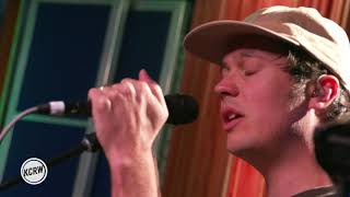 """Washed Out performing """"Floating By"""" Live on KCRW"""
