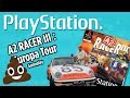 A2 RACER III : Europa Tour - Playstation PS1 -  Gameplay