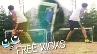 Best Free Kicks Montage | Vol.32 | Insane Free Kicks