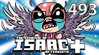 The Binding of Isaac: AFTERBIRTH+ - Northernlion Plays - Episode 493 [Redempt]