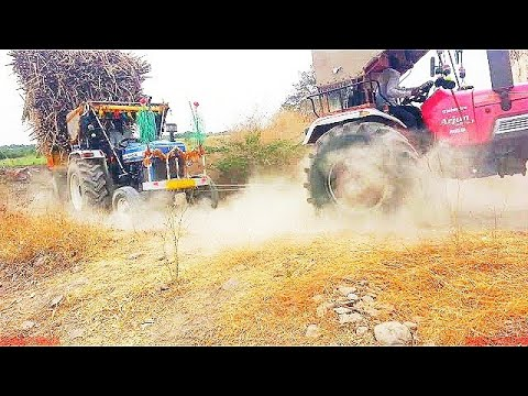 Xxx Mp4 Mahindra Arjun 605 Tractor Tochan Competition With New Holland 3gp Sex