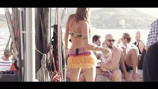 IBIZA BOAT PARTY SCENES UNCENSORED
