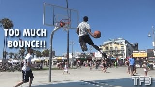 Antjuan Ball has TOO MUCH BOUNCE | Sick Dunks #SCTop10
