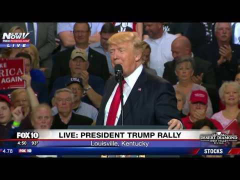 FULL SPEECH President Trump Rally Louisville Kentucky FNN