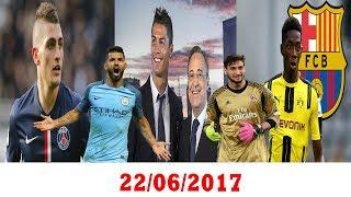 فيراتي يريد الانتقال الى برشلونة ولكن.! | رونالدو سيقدم عرض لريال مدريد | ديمبيلي يقترب من برشلونة