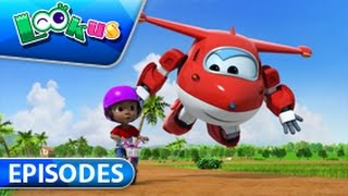 【Official】Super Wings - Episode 44
