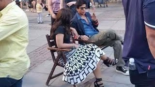 New movie Dilwale Leaked on set Photos |Videos| Shahrukh Khan |Kajol