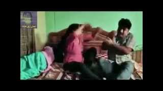 Best Se@y funny girl video Funny Indian Girl Slaped her husband on bed