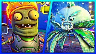 Plants vs. Zombies: Garden Warfare 2 - Spicy And Icy Hero Showcase