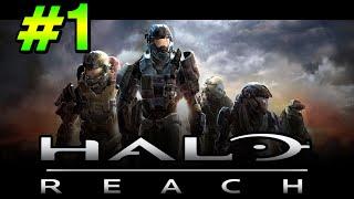 Halo Reach | Misión 1 en Español Latino | Campaña Completa