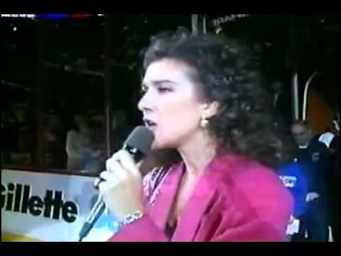 Céline Dion O Canada 1992