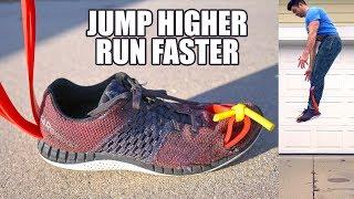 Crazy Shoe Hack Makes You Jump Higher