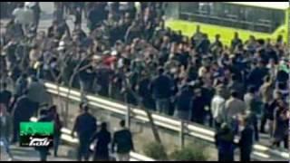 مهم- حمله به مهدی کروبی در روز ۲۲ بهمن