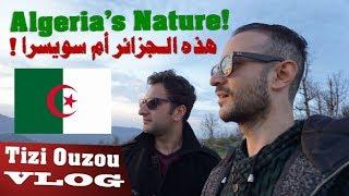 #DISCOVER ALGERIA    Tizi Ouzou     أجمل قرية في الجزائر؟