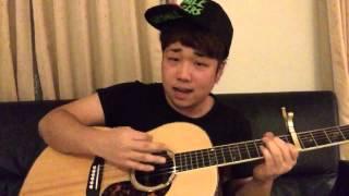 【BIGBANG】の【HaluHalu】ギター弾き語りしてみた